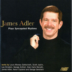 Adler Plays Syncopated Rhythms