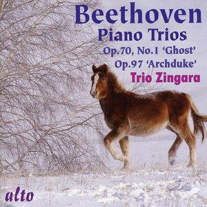 Piano Trios Op 71/ 1 (Ghost) & Op 97 (Archduke)