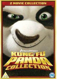 Kung Fu Panda 1 & 2 [Import]