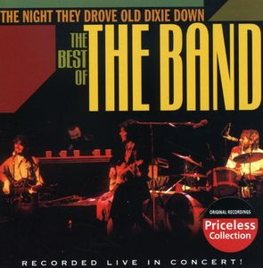 Night They Drove Old Dixie Down-Live