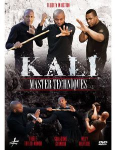 Kali: Master Techniques - Fluidity in Action