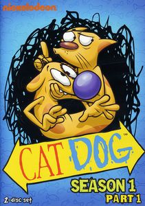CatDog: Season 1 Part 1