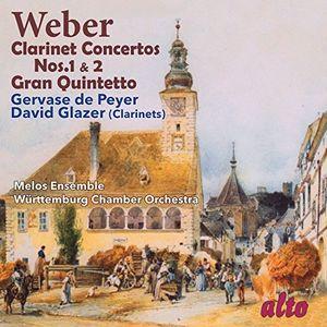 Clarinet Concertos Nos. 1 & 2 /  Gran Quintetto