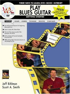 Play Blues Guitar