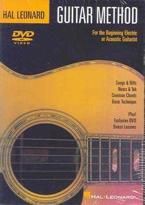Guitar Method: Beginning Electric or Acoustic
