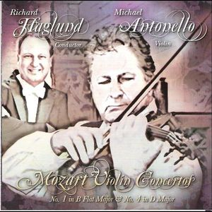 Violin Concertos No. 1 & 4