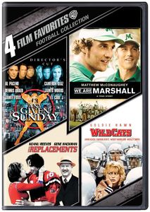 4 Film Favorites: Football Collection