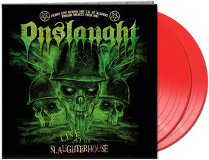 Live At The Slaughterhouse (red Vinyl)
