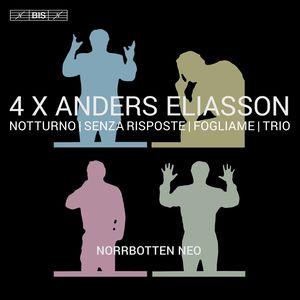 4 X Anders Eliasson
