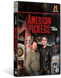 American Pickers: Volume Four