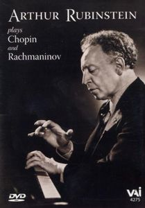 Arthur Rubinstein Plays Chopin and Rachmaninoff