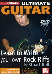Ultimate Library Learn to Write Your Own Rock Riff