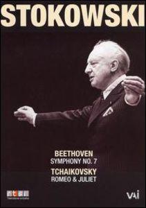 Leopold Stokowski Conducts