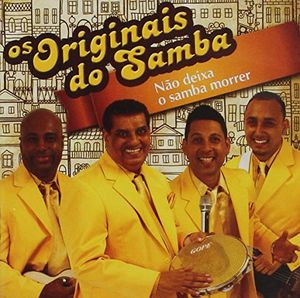 Nao Deixe O Samba Morrer [Import]