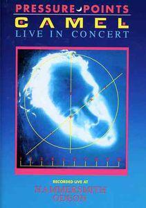 Camel: Pressure Points: Live in Concert [Import]
