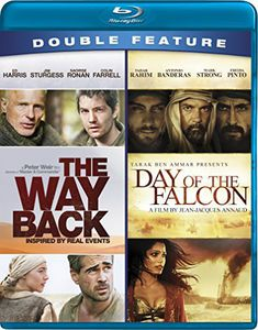 The Way Back /  Day of the Falcon