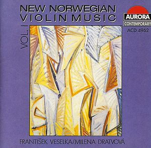 New Norwegian Violin Music 1