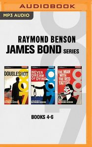 JAMES BOND SERIES BOOKS 4-6