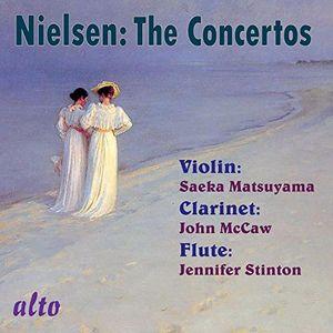 Complete Concertos (Violin, Clarinet, Flute)