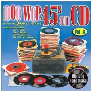 Doo Wop 45's on CD 6 /  Various