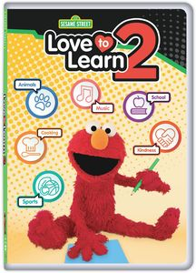 Sesame Street: Love To Learn, Vol. 2