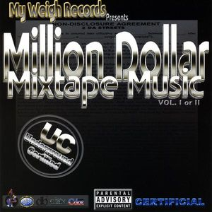 Million Dollar Mixtape Music /  Various