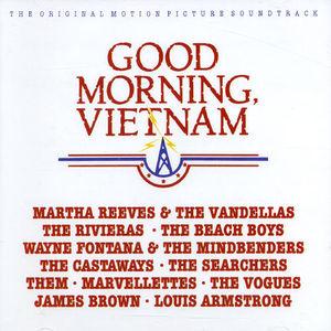 Good Morning, Vietnam (Original Soundtrack) [Import]