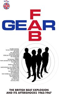 Fab Gear: British Beat Explosion & Its Aftershocks /  Various [Import]