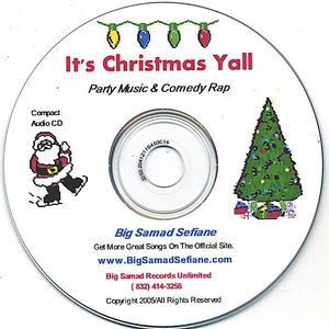 It's Christmas Yall
