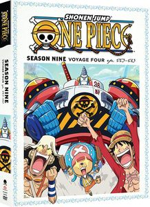 One Piece - Season Nine - Voyage Four