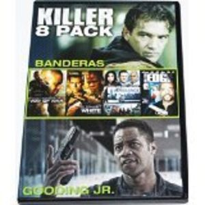 8 Film Action: Edgy Pack