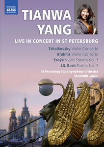 Tianwa Yang: Live Concert in St Petersburg