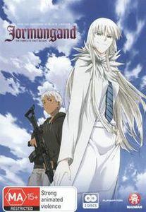 Jormungand-Season 1 [Import]