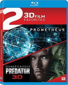Prometheus /  Predator Double Feature