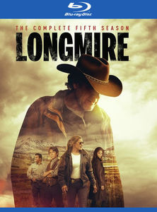 Longmire: The Complete Fifth Season , Robert Taylor