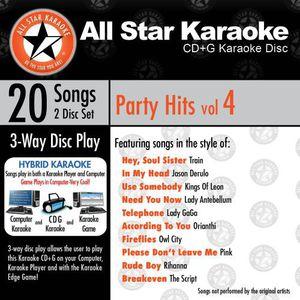 Karaoke: Party, Vol. 4