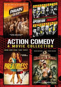 Action Comedy: 4 Movie Collection