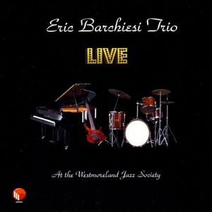 Eric Barchiesi Trio-Live
