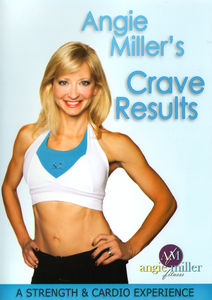 Angie Miller: Strength & Cardio Experience Crave Results