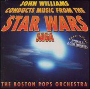 Music from the Star Wars Saga