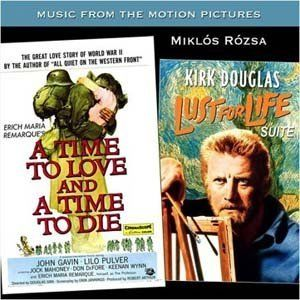 A Time to Love and a Time to Die /  Lust for Life (Original Soundtrack) [Import]
