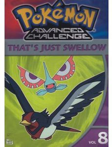 Pokemon 8: Advanced Challenge