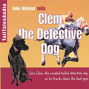 Clem the Detective Dog