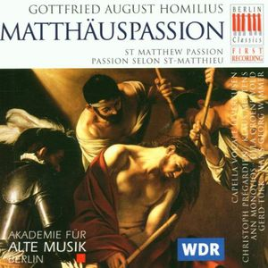 St Matthew Passion