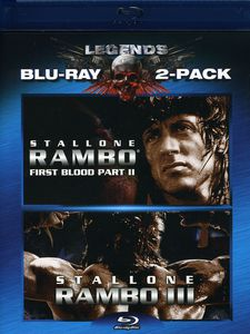 Rambo: First Blood II /  Rambo: First Blood III