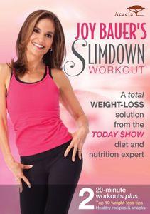 Joy Bauer's Slimdown Workout