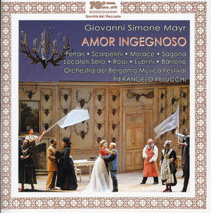 Amor Ingegnoso: Giovanni Simone Mayr