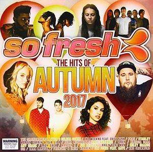 So Fresh: Hits Of Autumn 2017 /  Various [Import]