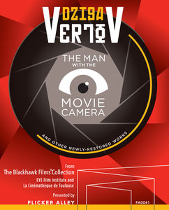 Dziga Vertov: Man With the Movie Camera and Other