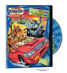 What's New Scooby-Doo?: Volume 9: Route Scary Six